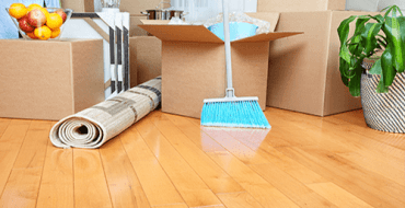 Move out/in cleaning service