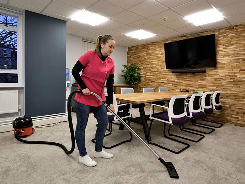 New Office Space Cleaning Vaucum Cleaner