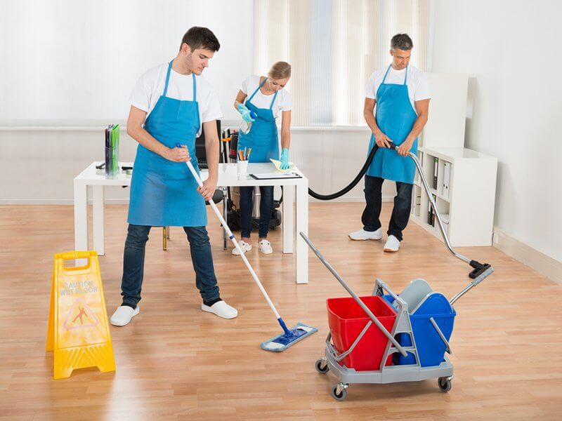 Post Construction Cleaning Office Cleaning Equipments